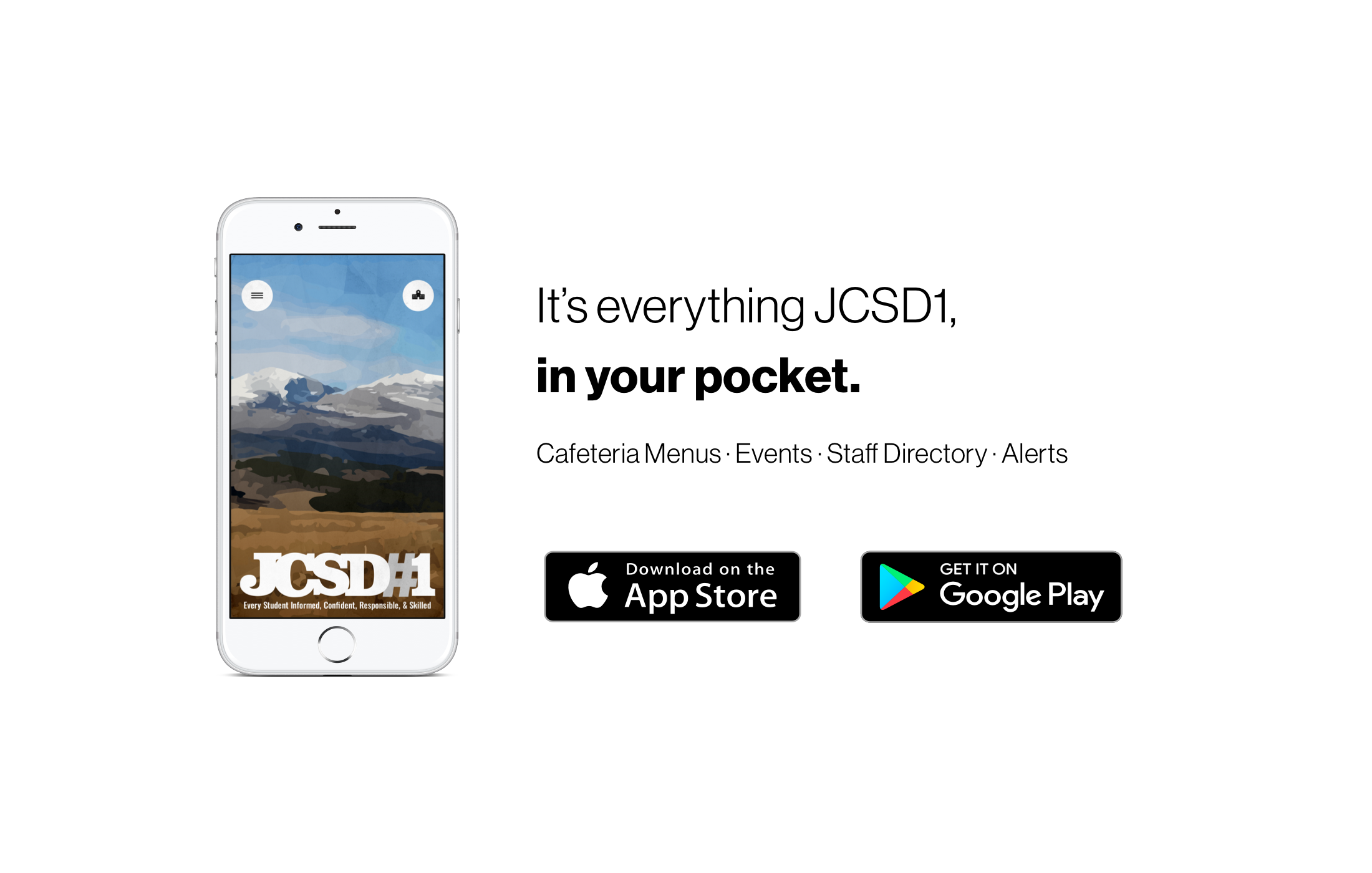 Download the New JCSD1 App